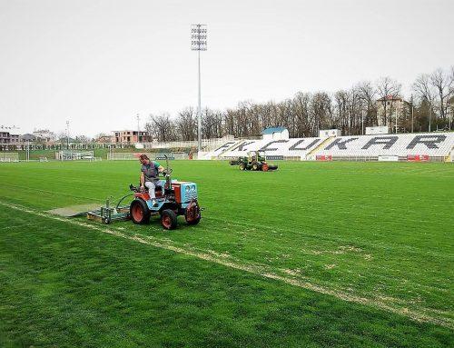 Stadion FK Čukarički