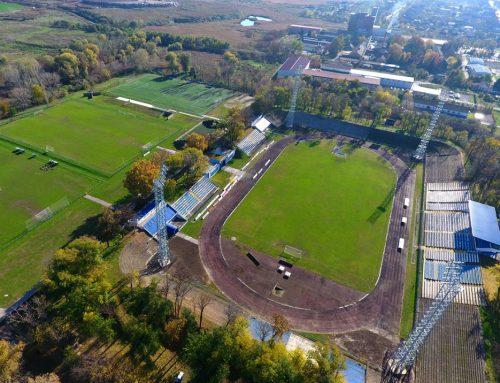 Gradski stadion u Subotici