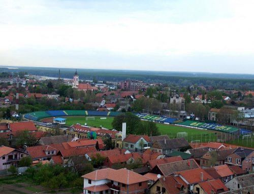 Gradski stadion u Zemunu