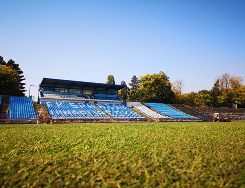 Gradski stadion Subotica 2018