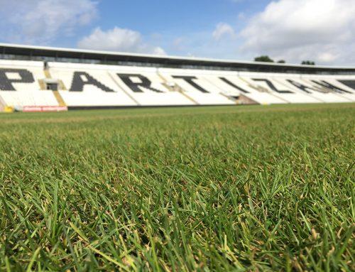 Stadion Partizana 2019.